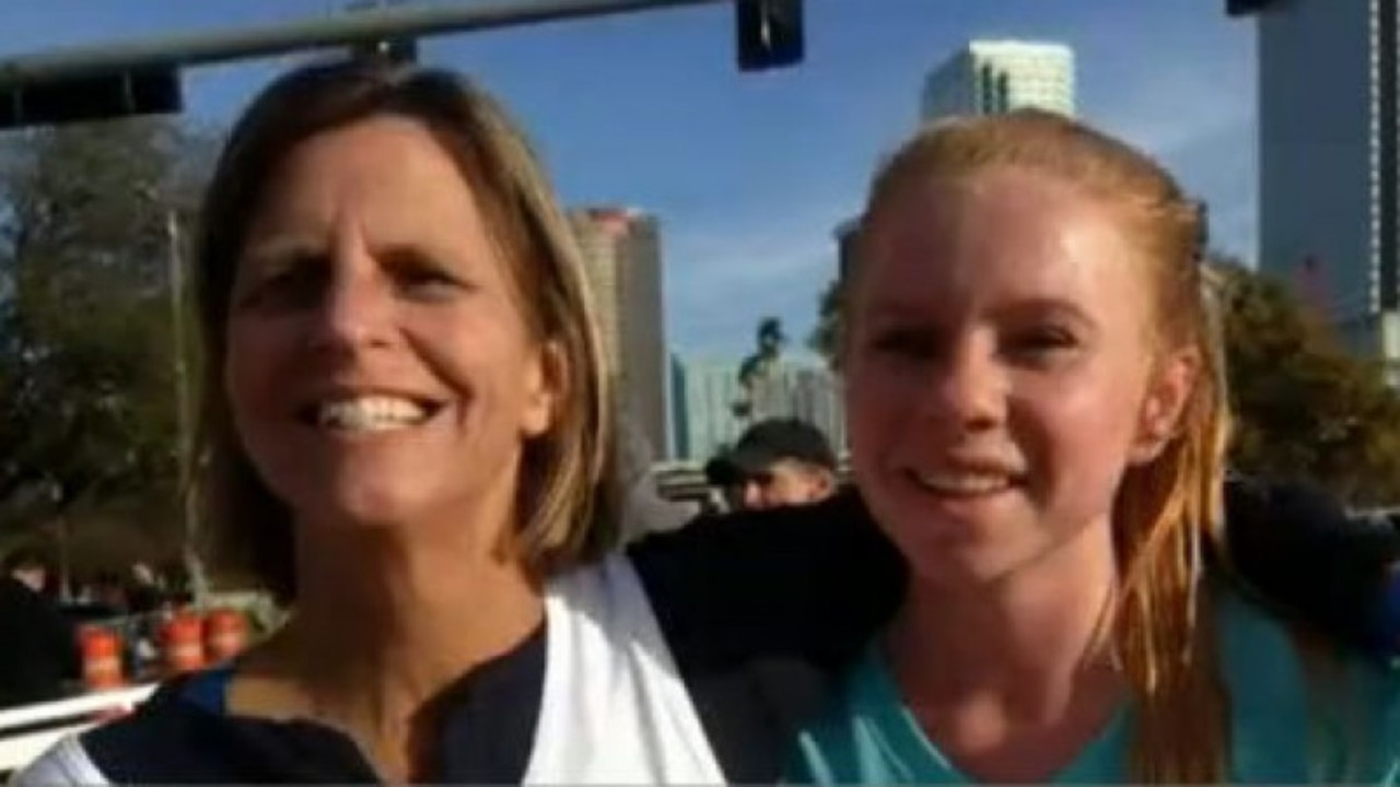 Judy Williams credits Gasparilla Distance Classic for saving her life