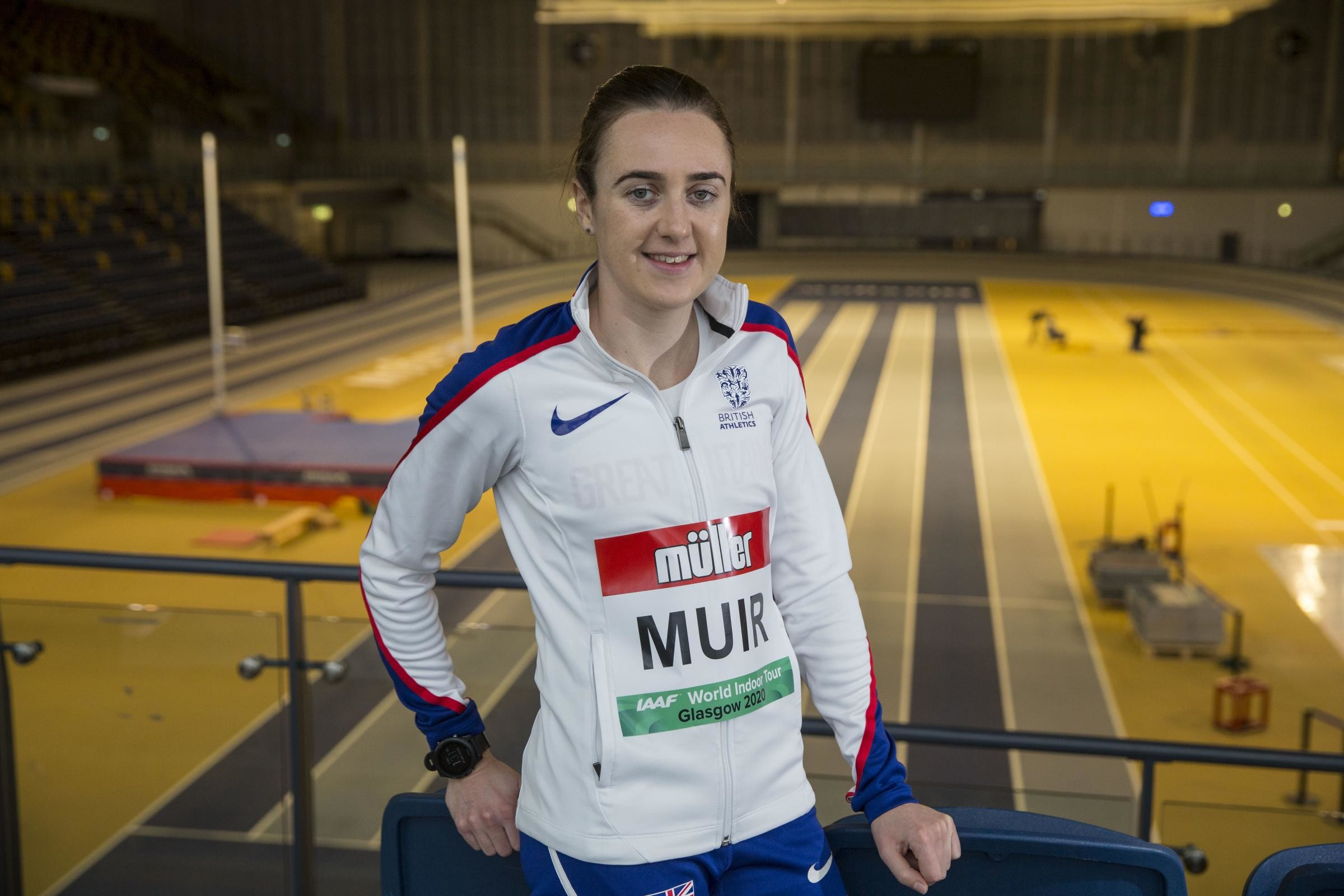 Britain's Laura Muir and Uganda's Joshua Cheptegei among World Athletics awards nominees