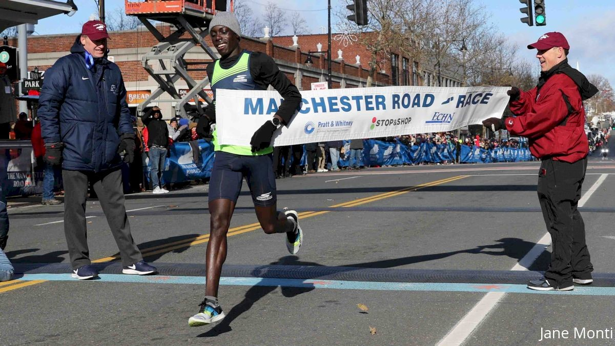 Defending champion and course record holder Edward Cheserek will be back in 2019 to defend his title at the 83rd Manchester Road Race
