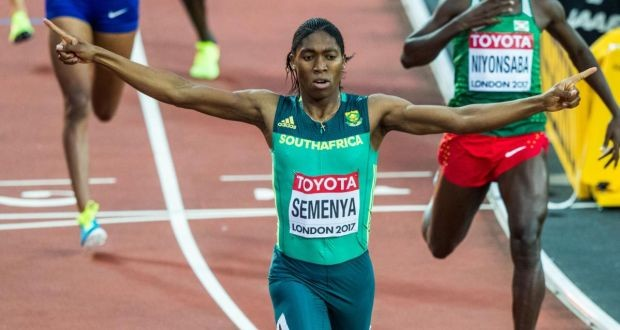 Olympic champ Caster Semenya couldn`t defend 800m title in Tokyo without taking medication