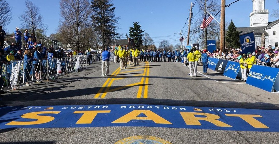 The registration for 2020 virtual Boston Marathon begins today