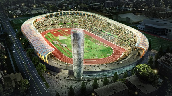 USA Track & Field is expected to name the University of Oregon's Hayward Field in Eugene as the site for the 2020 U.S. Olympic trials