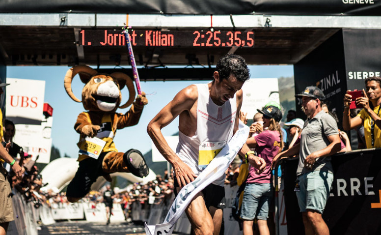 Kilian Jornet crushed Sierre-Zinal, and has now set his sights on Pikes Peak