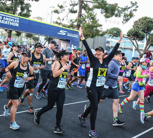 iTAB is excited  to announce a new partnership with the 2020 Los Angeles Marathon presented by ASICS