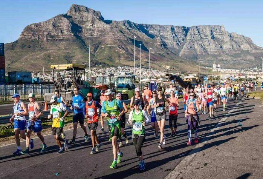 Cape Town Marathon is in pursuit to get an IAAF Platinum Label status
