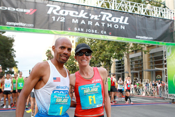 Olympians Keflezighi and Kastor will help celebrate the RRCA 60th Birthday