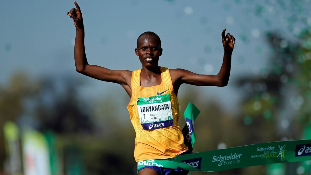 Paris Marathon champion Paul Lonyangata is back in action and wants to win the Singapore Marathon