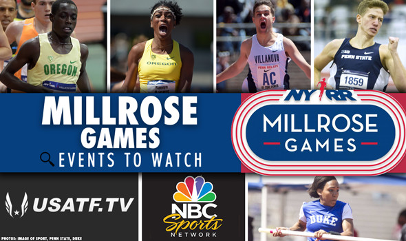 The NYRR Millrose Games will always have its Irish air
