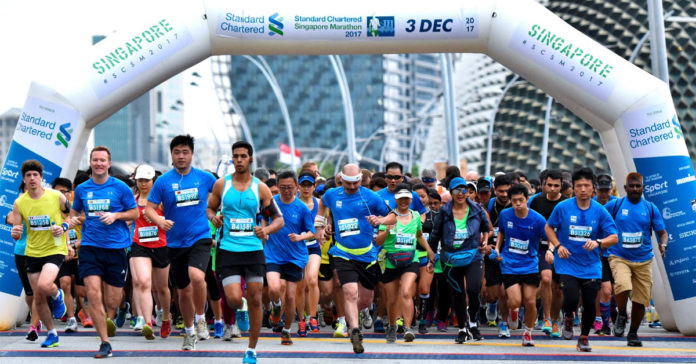 Singapore Marathon Launches Improved Route Aimed At Improving Athlete Experience and all the participants