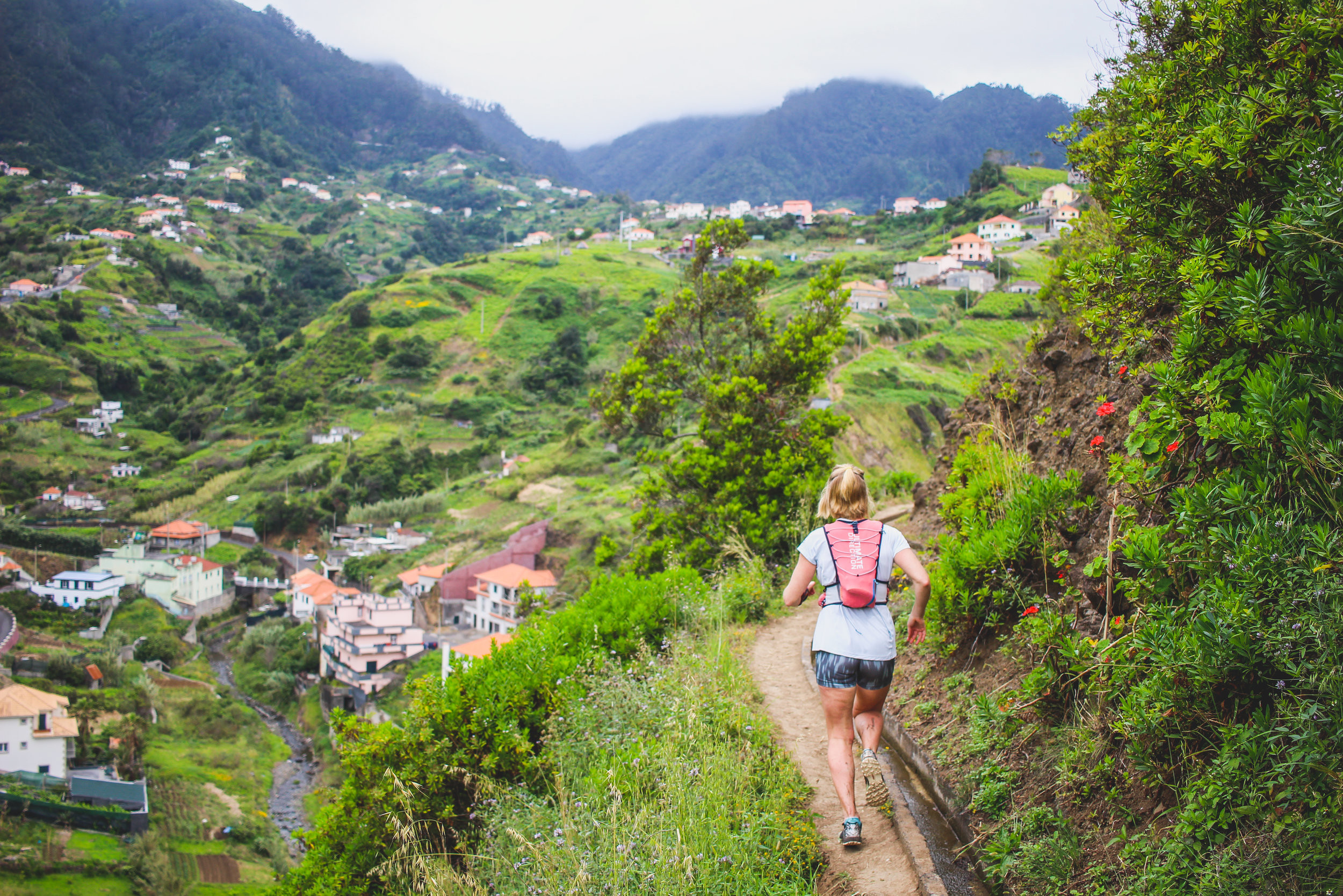 In challenging times, Of all the communities within the sport of athletics, mountain runners spend more time outdoors than most