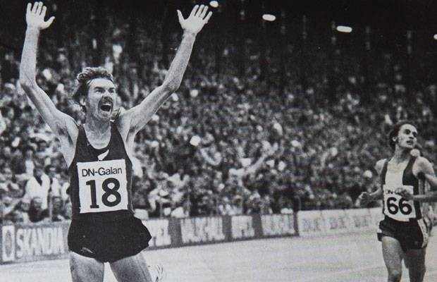 New Zealand's Dick Quax has died at age 70.  In 1977 he set a world record at 5000m