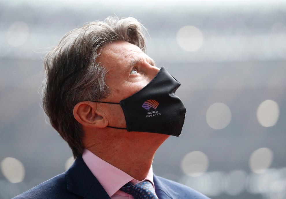 "Sebastian Coe has repeated his support for the right of athletes at next year's Tokyo Olympics to ""take the knee"" on the medal podium"