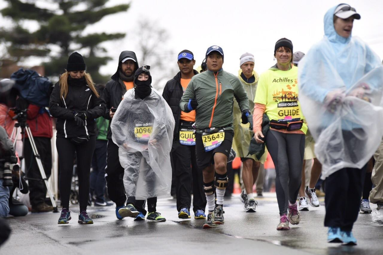 The weather most likely will be a factory on Marathon Monday, Here is what you need to know