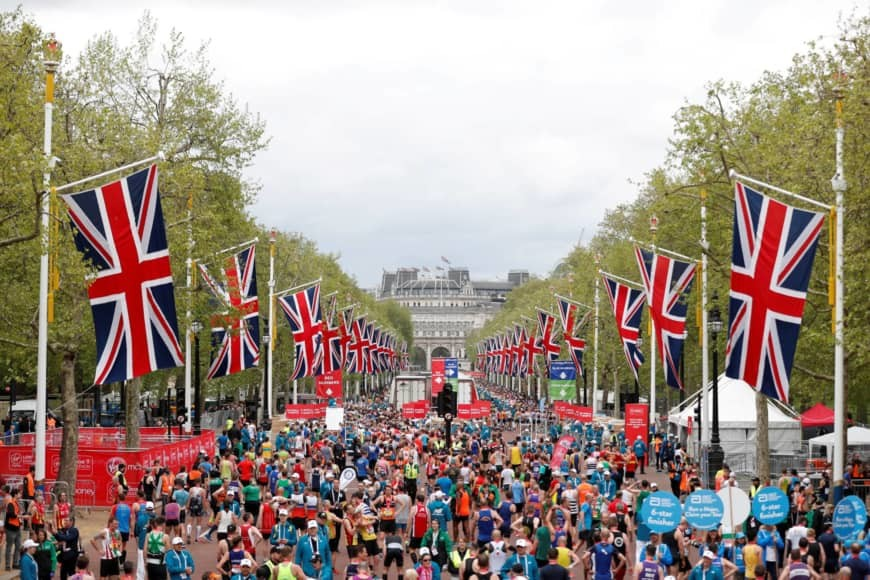 Brendan Foster doubtful the rescheduled  2020 London Marathon can take place