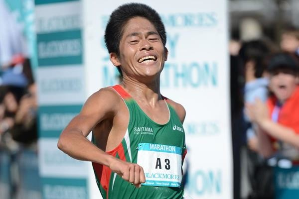 Yuki Kawauchi targeting course record in New Taipei City and his 27th sub 2:12