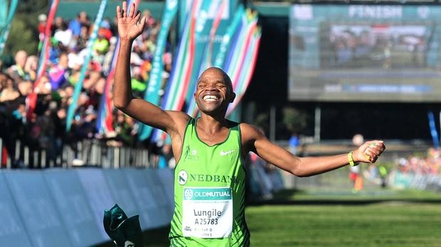 Lungile Gongqa thinks it is about time a locale runner wins the Soweto Marathon