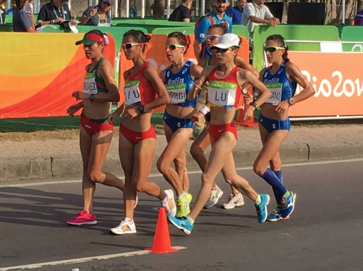 CAS asked to add women's 50K race walk  to '20 Olympics