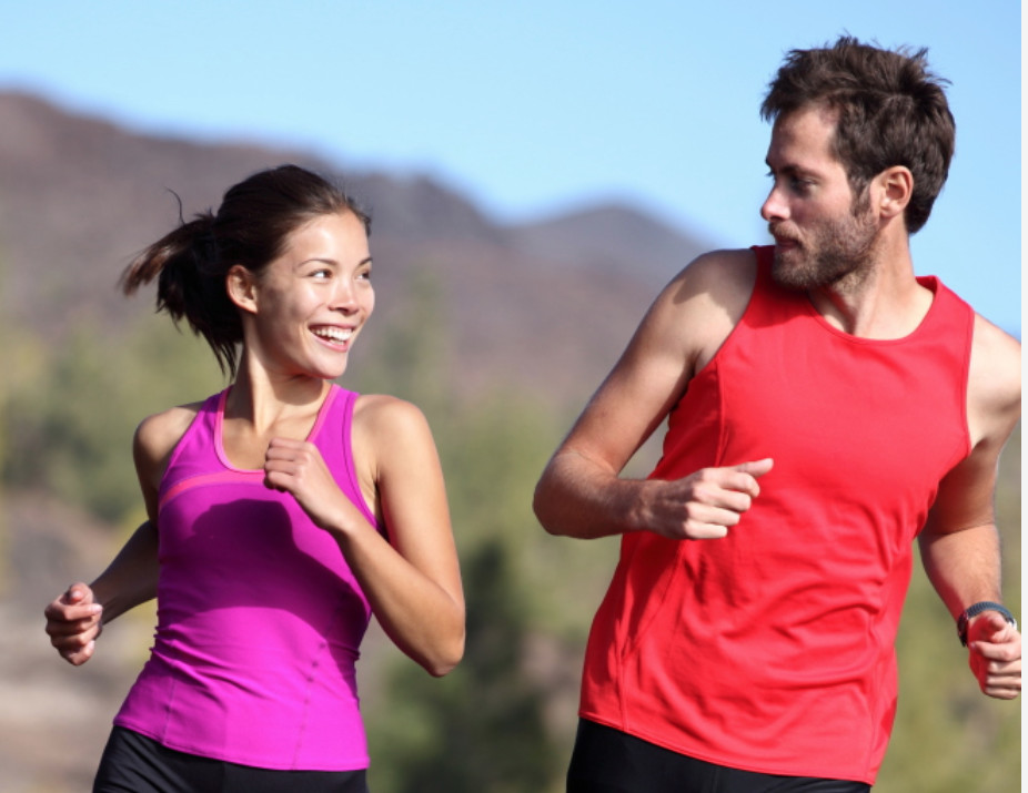 How does running improve your mental health?