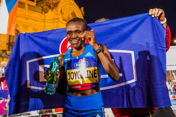 Joyciline Jepkosgei has picked the Honolulu Marathon for her debut