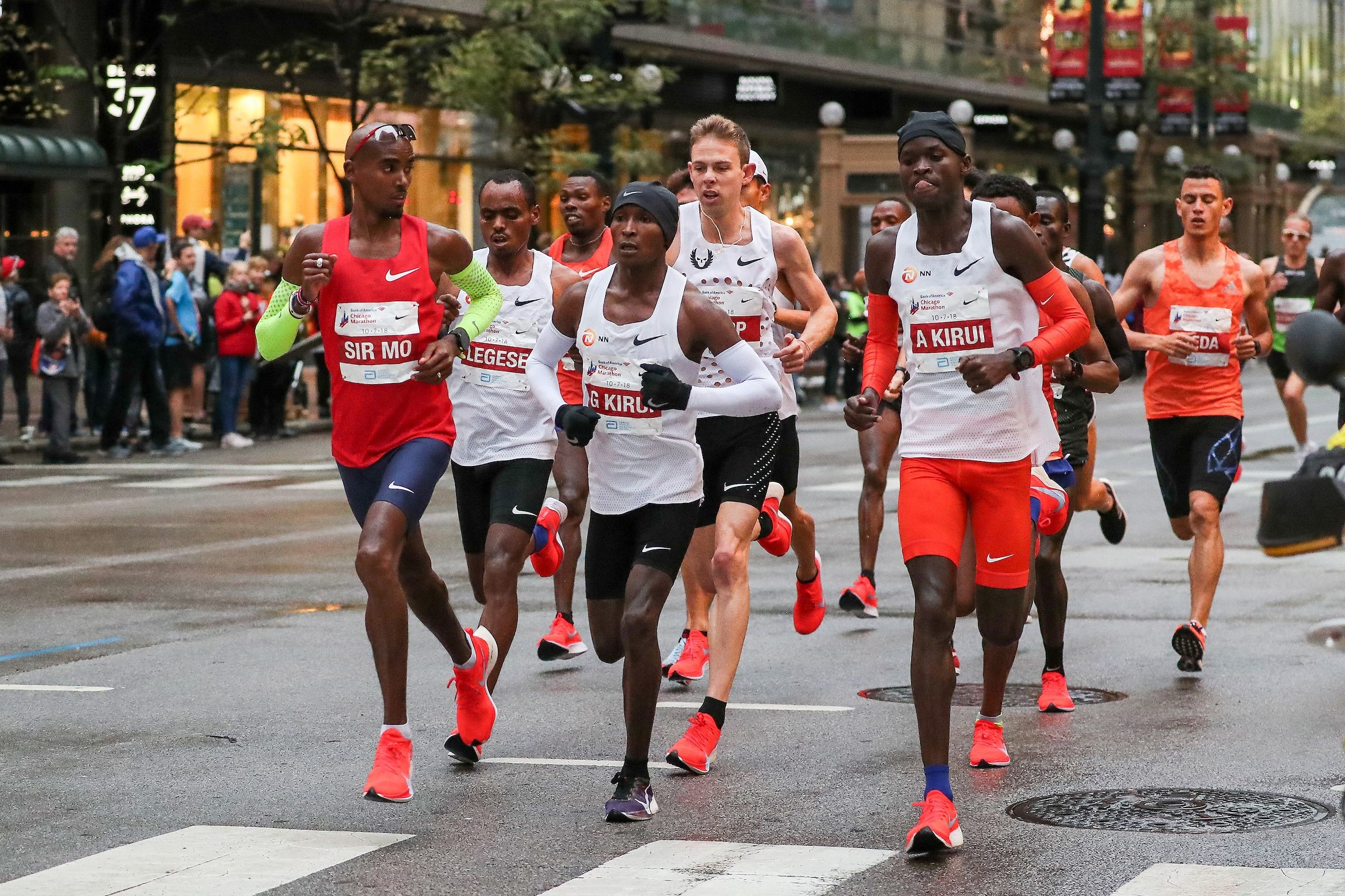Mo Farah and Galen Rupp are set to comeback to Chicago Marathon in October