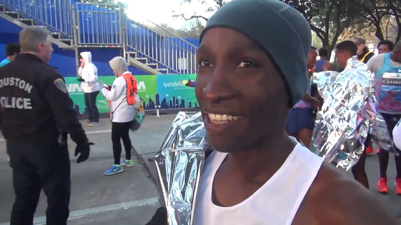 Fast Times For American Men at Houston Half Marathon