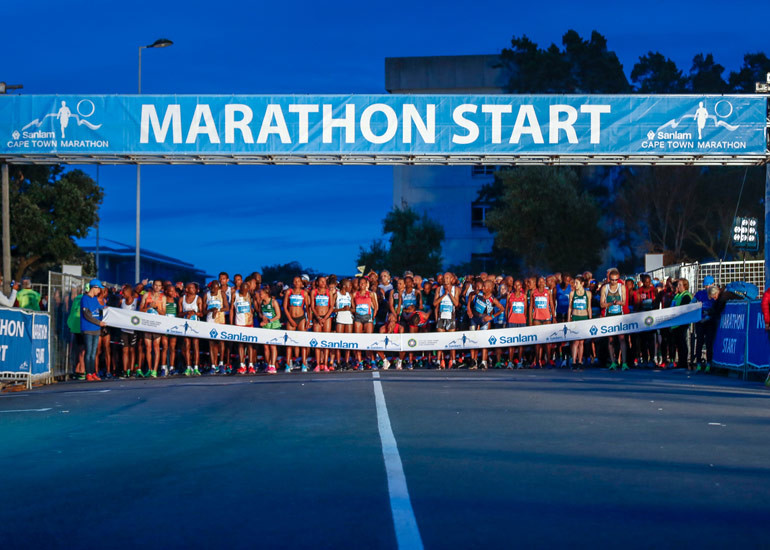 The organizers of Sanlam Cape Town Marathon are adding a virtual version to its existing range of events