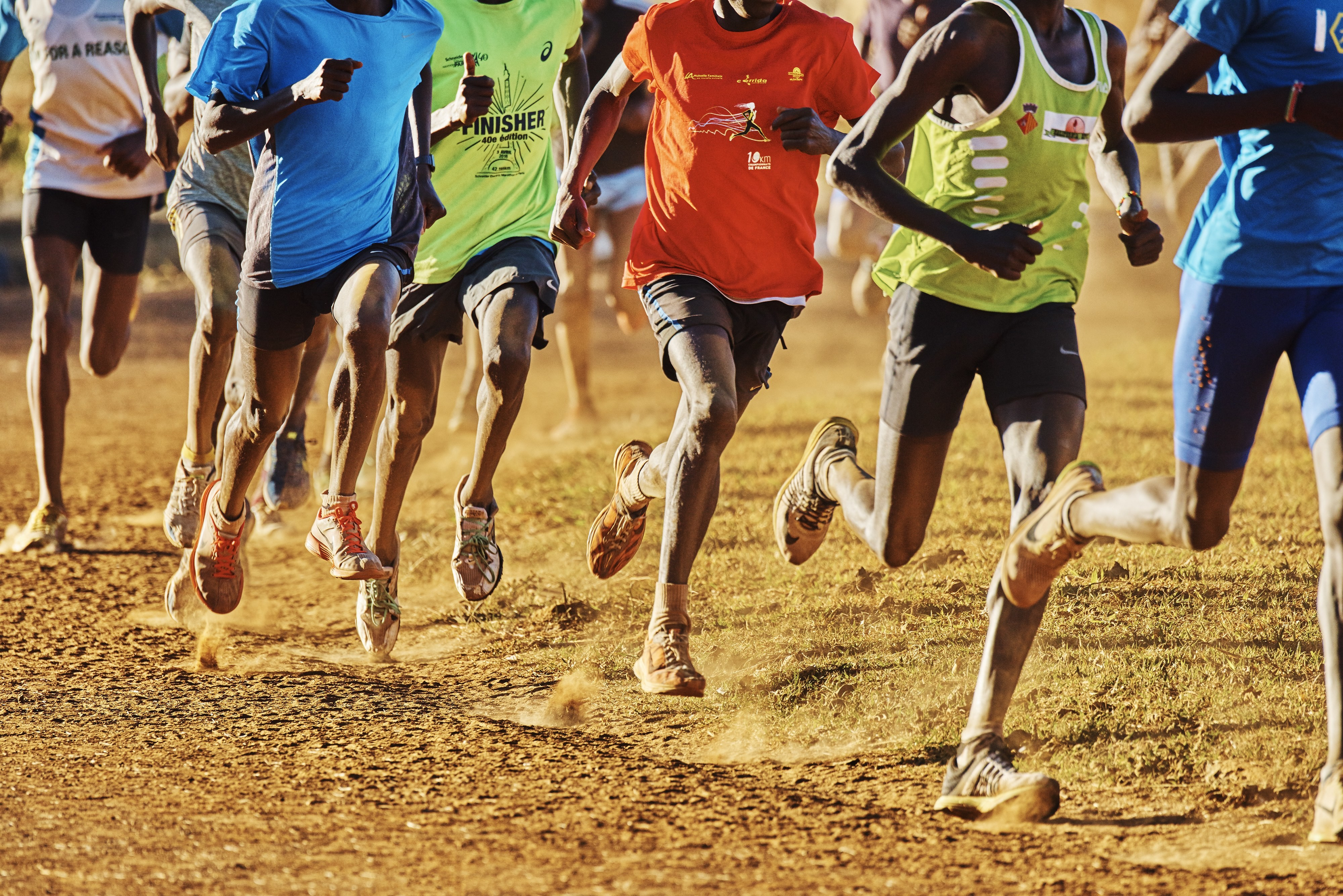 Thousands of Kenyan runners have the same dream Part 1: The Real Running Scene in the country of Kenya