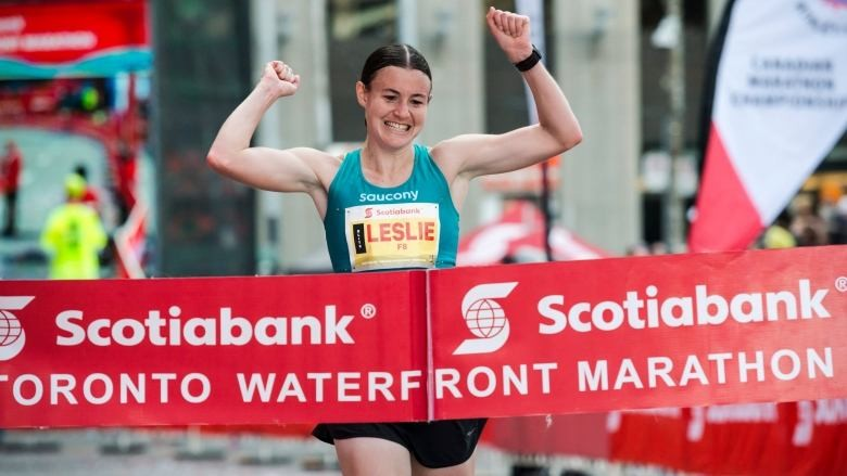 Leslie Sexton has joined the lineup at this year's Scotiabank Toronto Waterfront Marathon