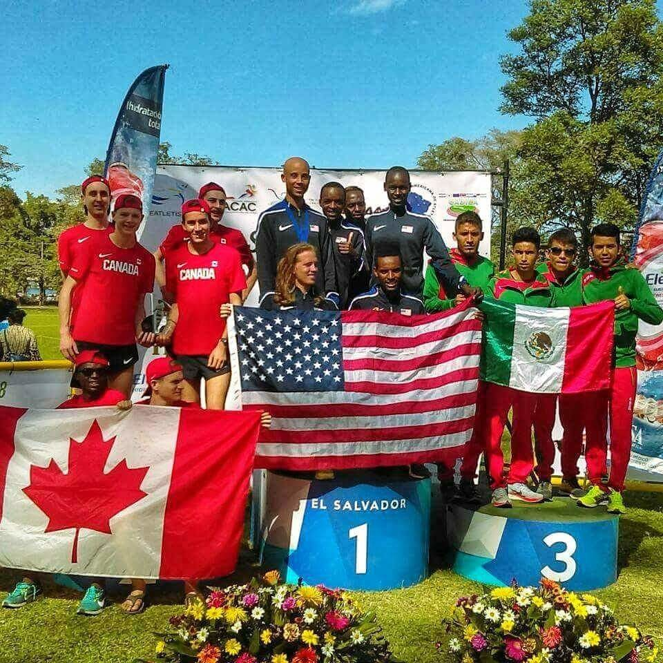 USA's 2016 World Mountain Champion is Pan American x-country Champion