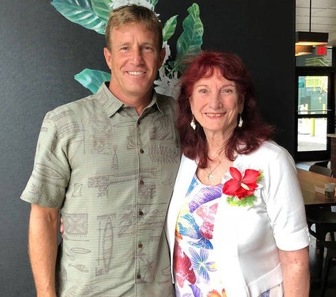 Brent Imonen is the new race director and owner for the Kona Marathon