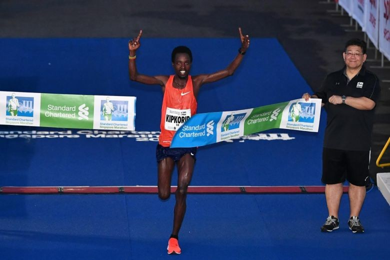 Kenyan Joshua Kipkorir is confident of recapturing the Standard Chartered Nairobi Marathon title on Sunday