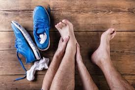 Taking care of your feet is one of the most important things a runner can do