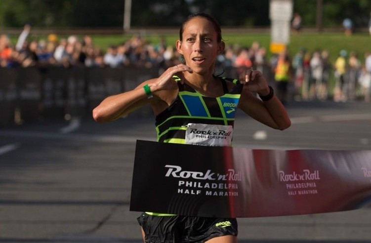 Desiree Linden is set to Defend her title at 2019 Humana Rock 'n' Roll Philadelphia Half Marathon