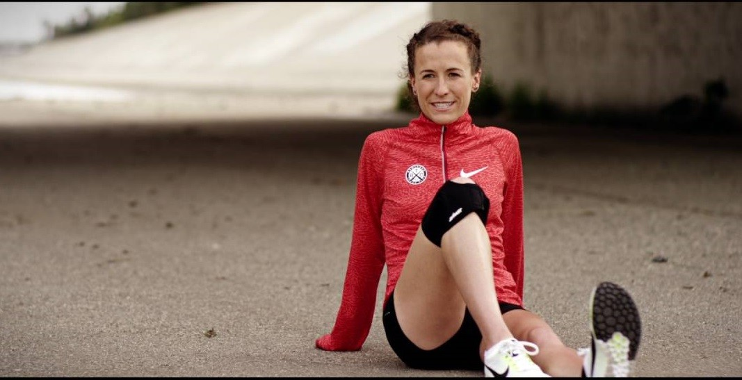 America's Amy Cragg is set to race the Prague Half on Saturday