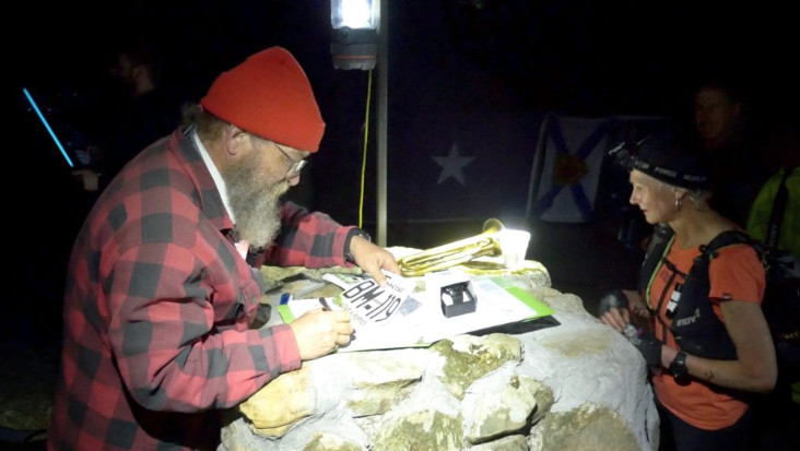 New documentary on Nicky Spinks at the Barkley Marathons