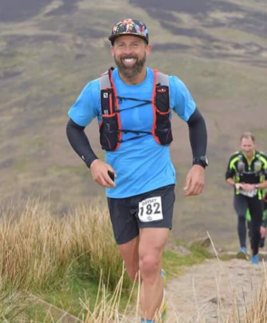 Ultra-runner Andy Day, has been training hard for the world-famous Spartathlon in Greece