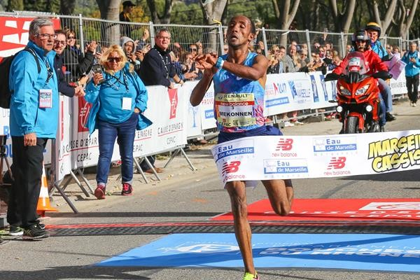 Jemal Yimer ran 59 Flat in his first Half, Next Up is the World Half this weekend