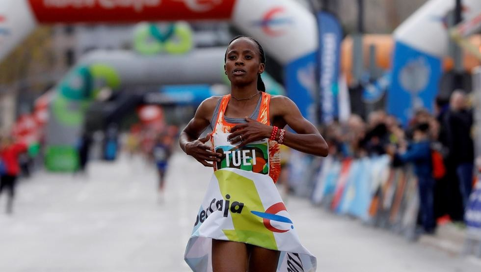 Sandra Chebet wins fourth Nairobi Cross Country title and she is eager to represent Kenya at the Tokyo Olympic Games
