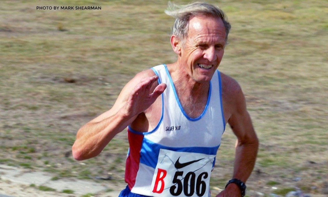 Bruce Tulloh, the original barefoot runner and world class runner has died at age 82