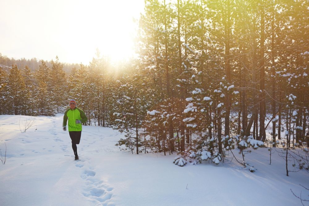 A few important notes for any new runners out there training through the winter for the first time