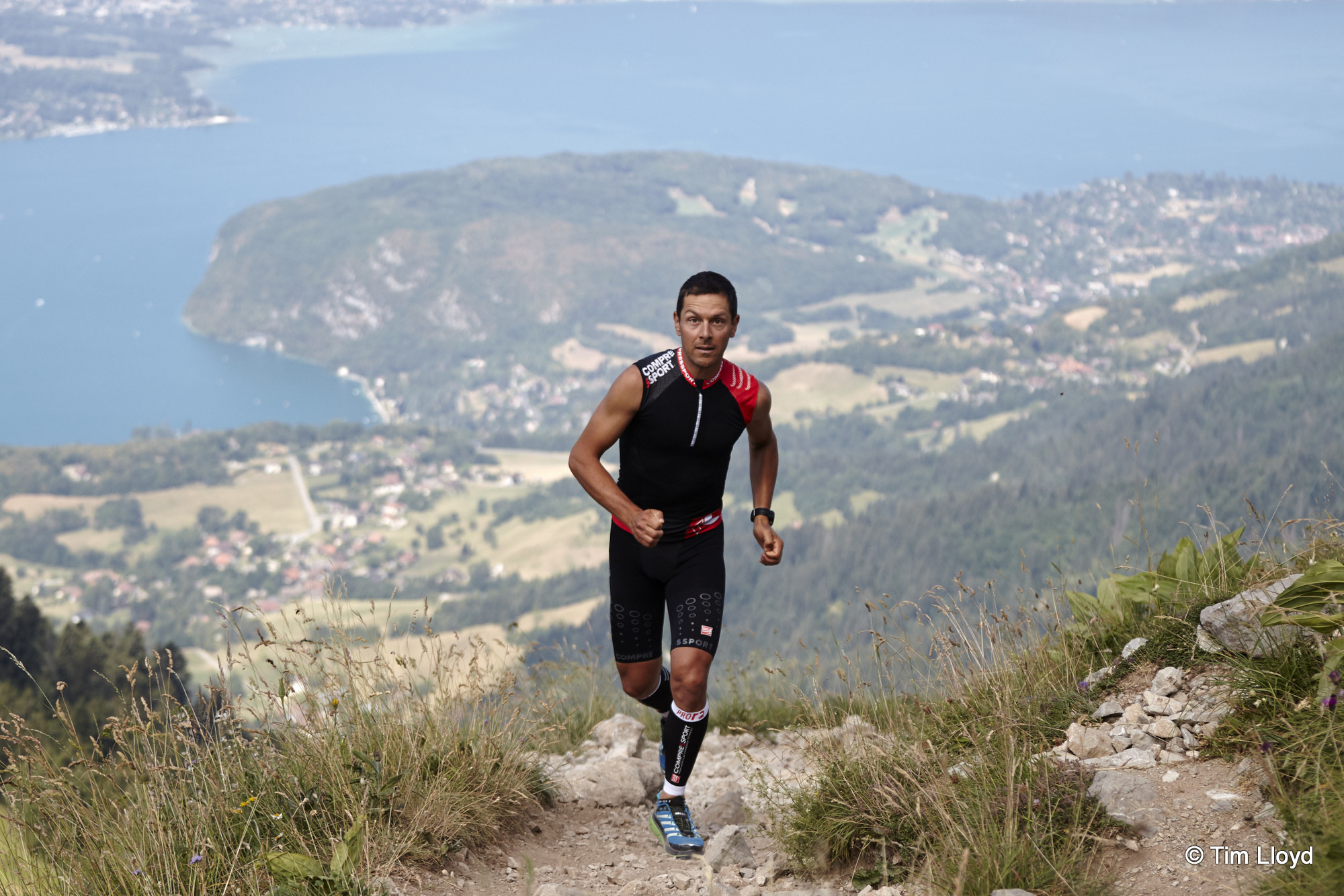 Julien Chorier Is hoping to run 273k (170 Miles) with 18,000m elevation gain in less than 60 hours