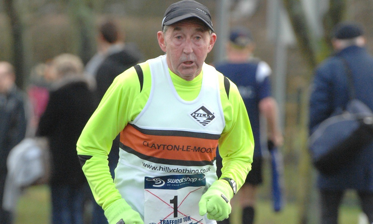 Running legend Ron Hill,  has been diagnosed with Alzheimer's disease