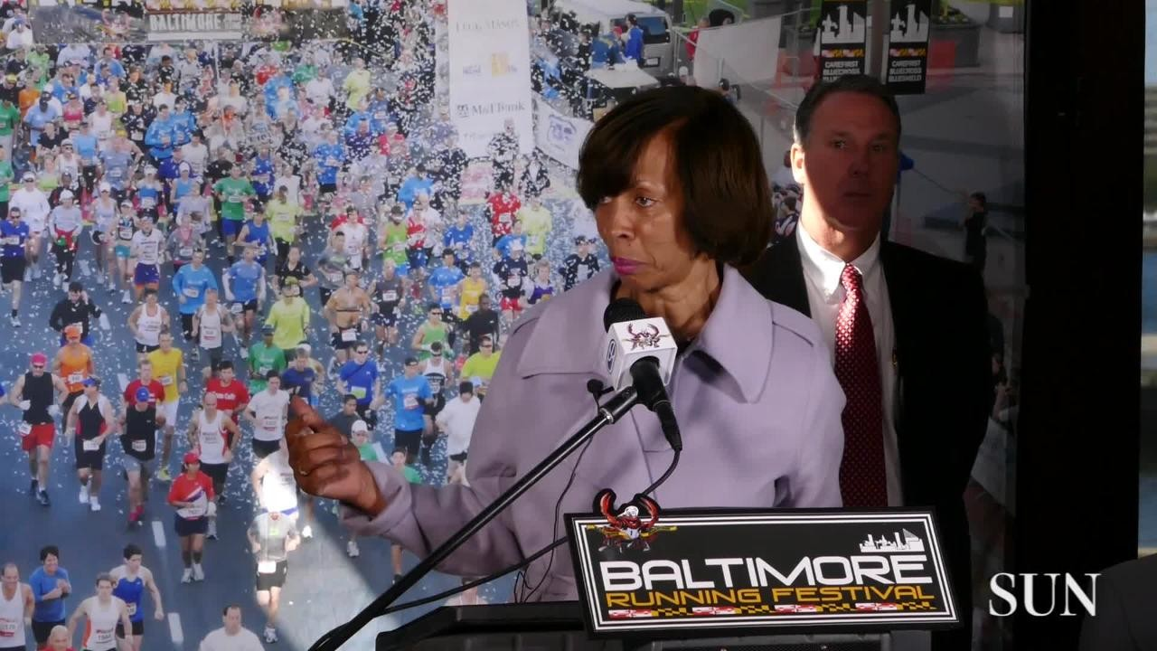 First African-American woman to break three hours in the Marathon will be the honorary starter of the 2018 Baltimore Marathon