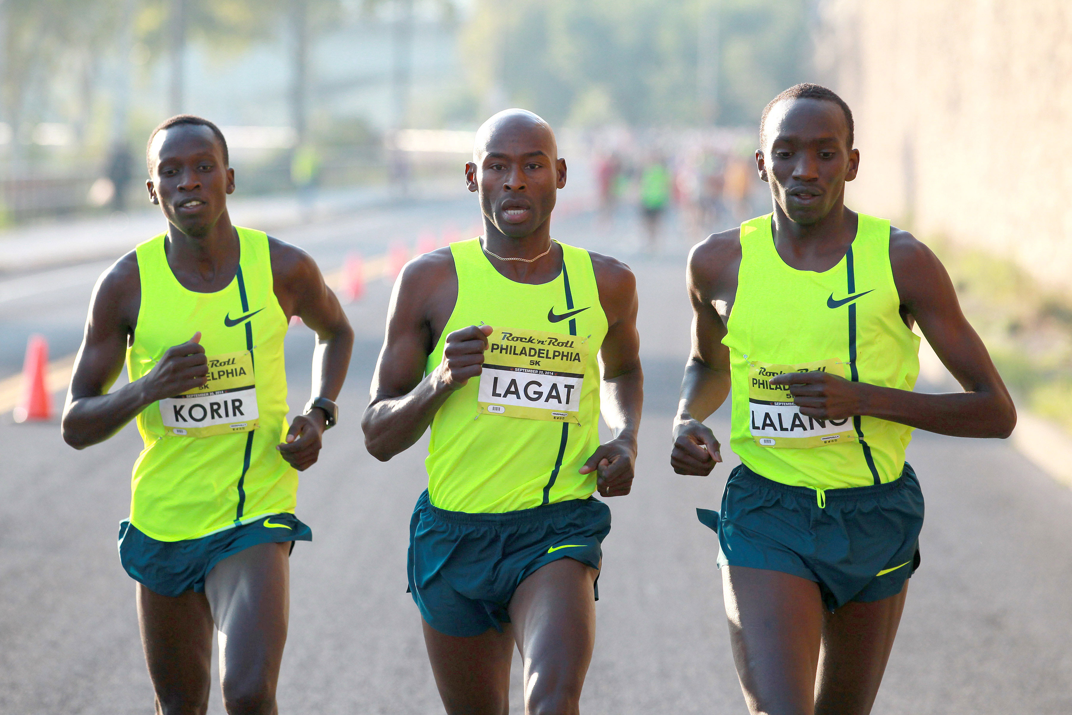 Korir and Lagat lead USA team for IAAF World Half  Championships