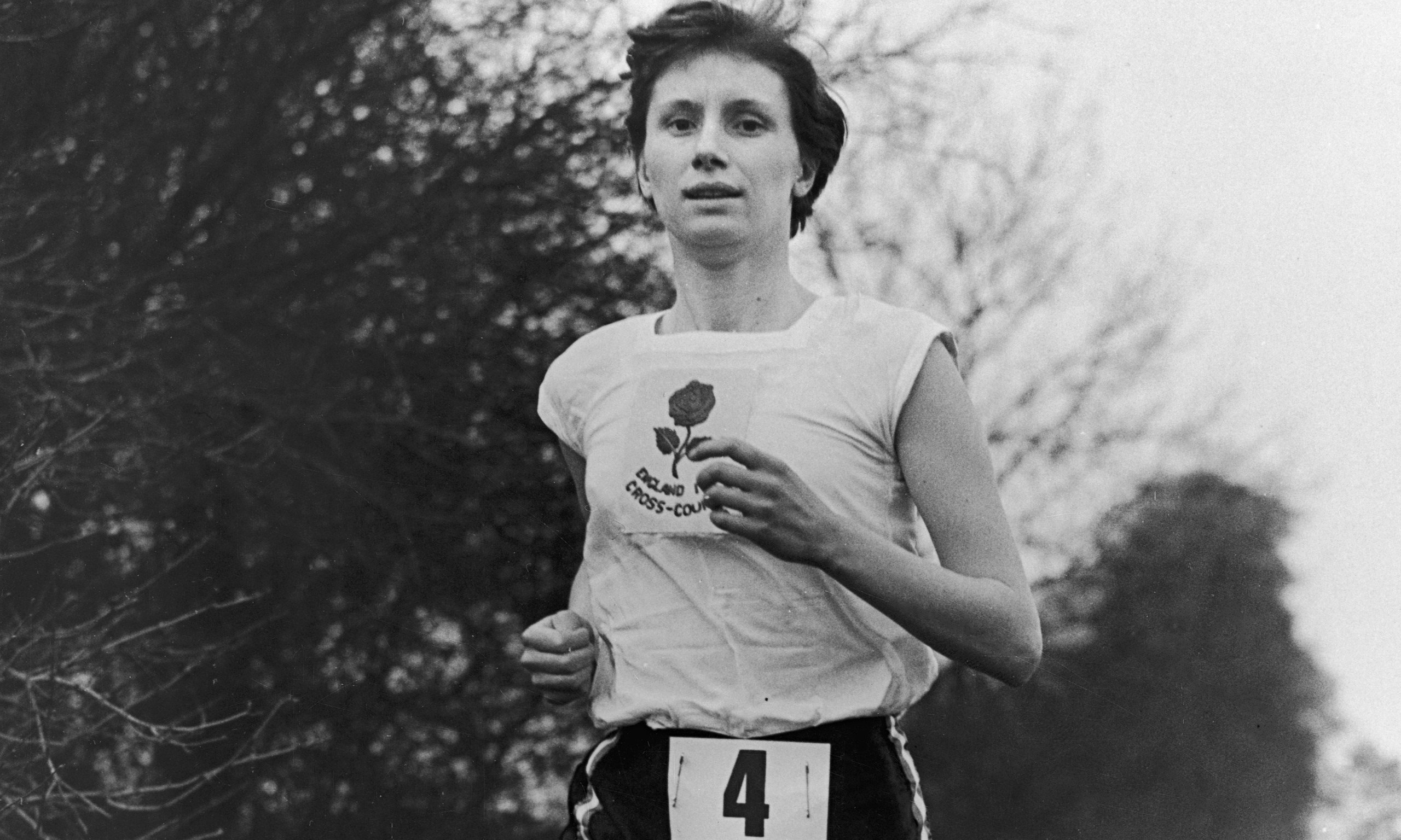 Diane Leather Ran Sub 5 minute Mile In 1954