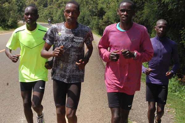 Coronavirus Pandemic puts dreams of runners at Keringet Athletics Camp on hold