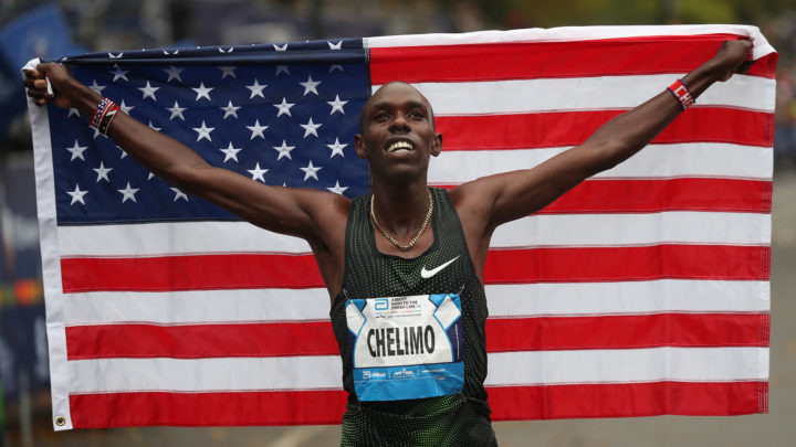 USA's World and Olympic 5000m medalist Paul Chelimo plus Switzerland's Julien Wanders, are among the latest star names to be added to Eliud Kipchoge's pacemaking team for the INEOS 1:59 Challenge