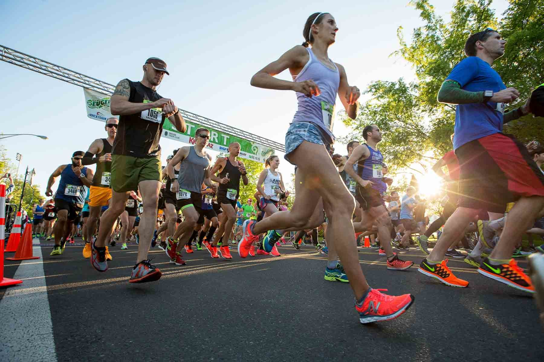 It´s Not Too Late To Get Running for Eugene Marathon Weekend