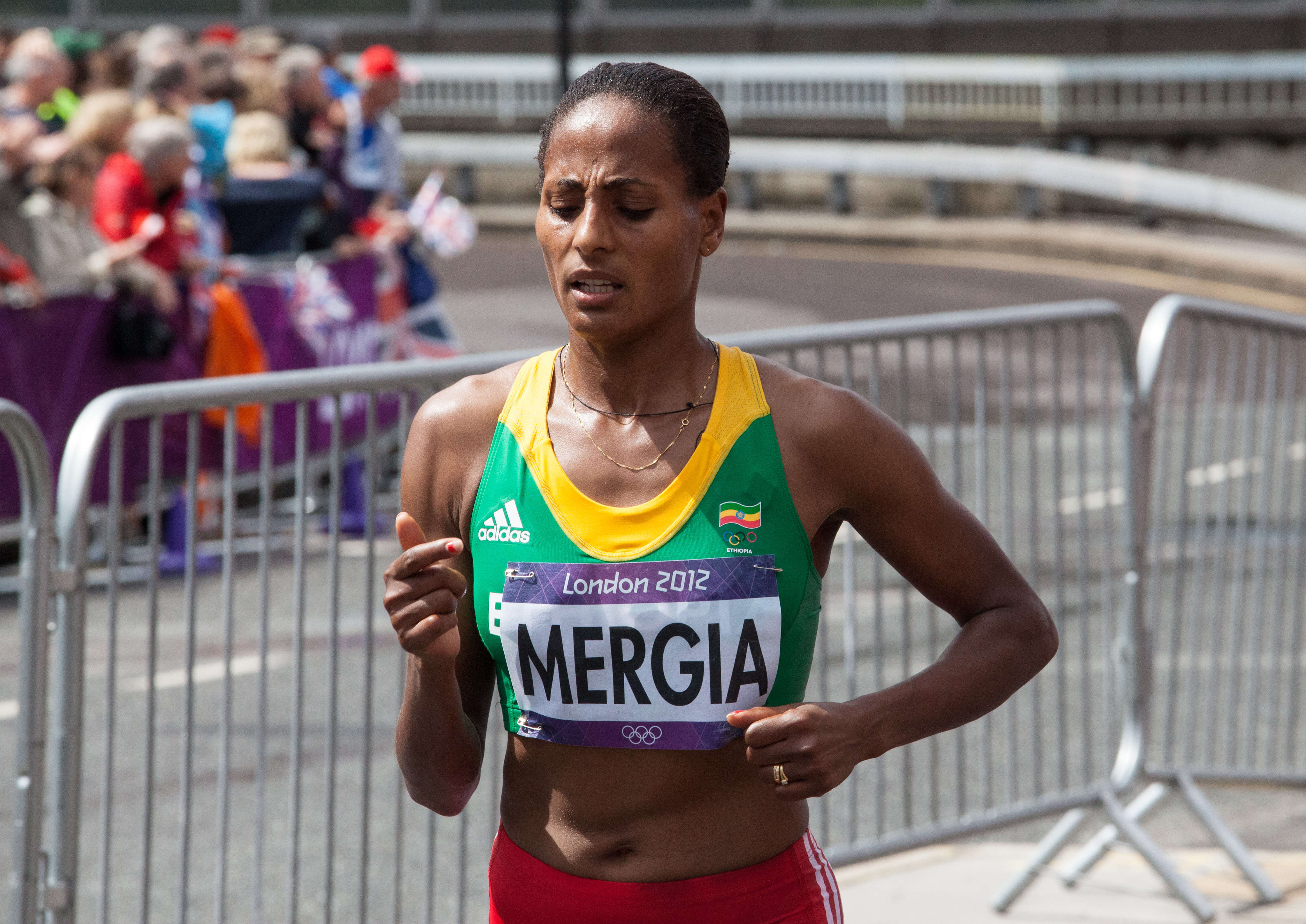 Mergia and Dibaba Set for Dubai Marathon