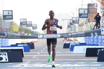 Pacer Wins Abu Dhabi Marathon by 2 Minutes, Takes Home $100,000